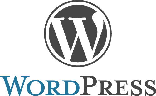 WordPress Large Logo
