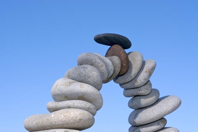 A Stone Sculpture
