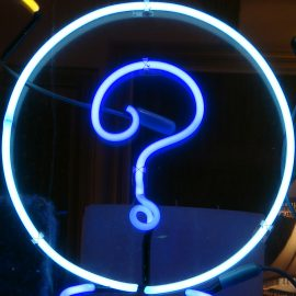 """""""Question Mark Squircle"""" (CC BY 2.0) by Xurble"""